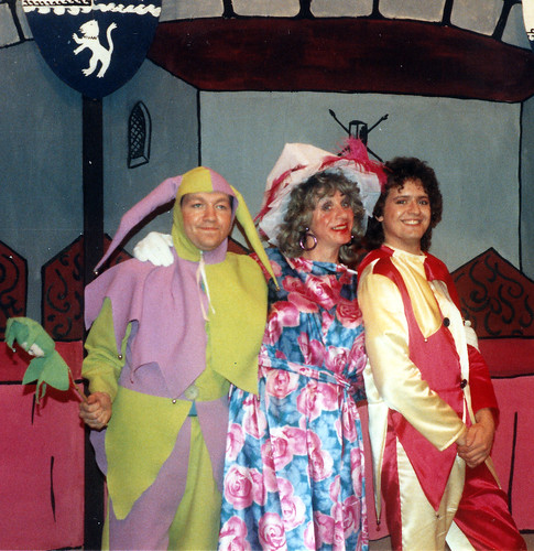 1987 Sleeping Beauty 05 (from left Roy Ritchie, Ken Fielding, Ian Booth)
