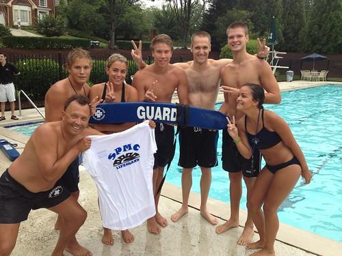 Lifeguards and Craig