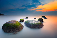 We Have To Go Back... (saiful nizal) Tags: longexposure sunset beautiful colorful seascapes fineart healing silky saifulnizal