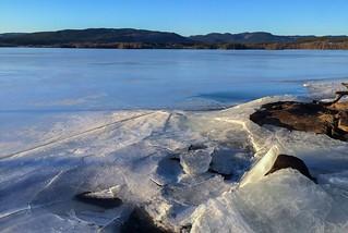 Icy Lake 3