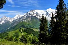 Au-dessus des Houches (myvalleylil1) Tags: france alpes montagne mountain hautesavoie