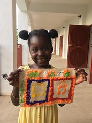 Carline Tipapa (Haiti Partners) Tags: haiti entrepreneurship socialbusiness childrensacademy july 2016 papermaking