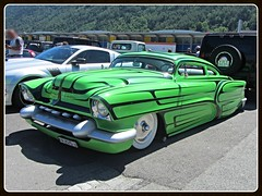 """VooDoo Kreeper"" _ Chevrolet 210, 1953 (v8dub) Tags: voodoo kreeper chevrolet 210 1953 larry chevy custom kustom lead sled schweiz suisse switzerland american pkw voiture car wagen worldcars auto automobile automotive old oldtimer oldcar klassik classic collector"