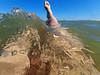 Feet Splash. (AntonioArcos aka fotonstudio) Tags: travel summer vacation water relax fun spain holidays joy happiness splash andalusia waterworld destinations travelerphotos