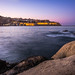 Valletta at sunset - Senglea, Malta - Seascape photography
