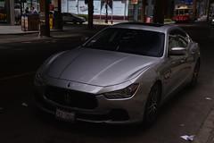 From A Dark Place III (Ctuna8162) Tags: chicago street car maserati quattroporte