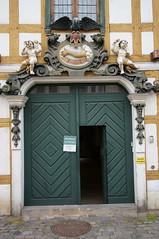 """Museumshaus """"Im gldenen Arm"""" Potsdam (steffenz) Tags: germany deutschland lenstagged sony potsdam brandenburg 21mm 2016 nex samyang steffenzahn nex6 samyang21mm samyang21mm114umccse"""
