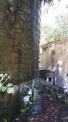 Sawyer Camp Trail (danieljsf) Tags: water tank overflow running wet fallingwater sawyercamptrail watertank