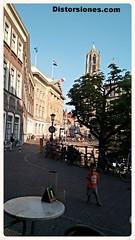 Stadhuis con el Domtoren al fondo (sulaco_rm) Tags: holland netherlands utrecht domtoren dom nederland holanda oudegracht julio2016