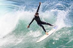 Eyal Aharon-Manhattan Pier- April 19th,  2016 -60 (eyal.a80) Tags: california eyalaharonphotographer manhattanbeach manhattanpier ocean surf surfing water waves