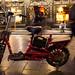 Motocicleta movida a bateria
