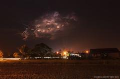 July 10 2016 Lightning (Shamsul Hidayat Omar) Tags: weather night photography nikon long exposure malaysia lightning omar selangor tanjung karang hidayat d90 greatphotographers kilat shamsul