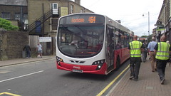 Rosso Bus, Manchester Road, Haslingden (mrrobertwade (wadey)) Tags: bus transport lancashire rosso psv rossendale haslingden wadeyphotos mrrobertwade
