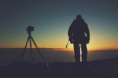 Capturing the midnight sun (Go.70North) Tags: midnightsun norway