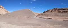 "Le désert d'Atacama: el Valle de la Luna et sa Duna Mayor. <a style=""margin-left:10px; font-size:0.8em;"" href=""http://www.flickr.com/photos/127723101@N04/28607290783/"" target=""_blank"">@flickr</a>"