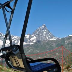 Monte Cervino (m.4478) (GiannLui) Tags: santuario laclavalit valledaosta 20072016 2016 esposizionemanuale strada montagna altamontagna cheneil clavalit cervino seggiovia estate