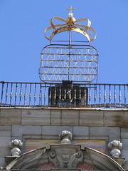Madrid. La Plaza Mayor (1690) (fvib'r) Tags: plazamayor casadelapanaderia madrid charlesii carlosii