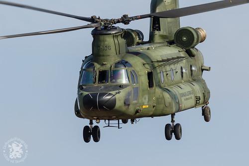 D106 Chinook CH47D