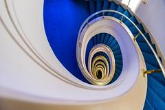 O (Maerten Prins) Tags: berlijn duitsland germany berlin srair staitrs staircase spiral explored
