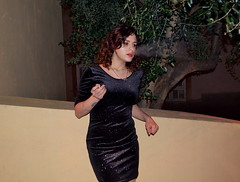 (60anhour) Tags: pauline franaise girl lady woman pretty femme sexy dress robe vieuxnice oldnice nice france sud southoffrance sudfrance 18ans 18yo 18yearsold smoke cigarette cigaret fume solitude tristesse dsespoir grandeur sadness sad bad brilliant