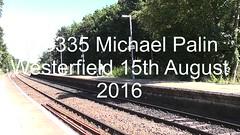 153335 Michael Palin (uktrainpics) Tags: 153335 michael palin class 153 diesel unit