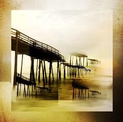 Frisco Pier, Outer Banks, NC (Lash in Virginia) Tags: ipad leonardo