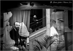 Pujar l'escala de l'xit.  (Barri gtic - Barcelona - Catalunya) (Antoni Gallart i Vilarrasa) Tags: barcelona catalunya catalonia catalua escala escalera stairs success xito xit d800 bn bw gothicquarter barri barrio gtic gtico goup subir pujar gaud antoni anthony antonio best mejores millors artistes artistas artist century