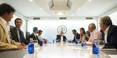 Mariano Rajoy preside la reunin del Comit de Direccin (Partido Popular) Tags: rajoy marianorajoy cospedal andrealevy javiermaroto fernandomartnezmaillo arenas pablocasado pp partidopopular comitededireccion