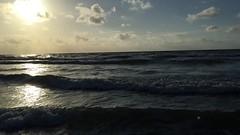 Early Morning Waves at Padre Island National Seashore (johnnyp_80435) Tags: sunrise seashore waves gulfcoast texas padreisland nationalseashore malaquitebeach