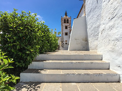 Church of Betancuria (bindermichi) Tags: summer spain fuerteventura island vacation 2016 canaryislands travel iphone