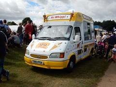 1999 MK5 Ford Transit Ice Cream Van (andrewgooch66) Tags: classic vintage veteran heritage preserved van vans lcv lcvs camper minibus