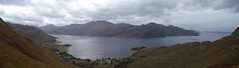 Knoydart pano (Mr Trekker) Tags: knoydart mountainpanorama scotland scottishhighlands mountainscenery lochhourn ladharbheinn