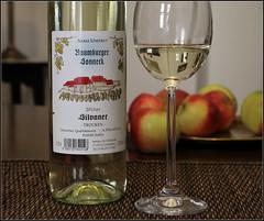 263-366, Wein vom Weingut Schulze (julia_HalleFotoFan) Tags: wein weinbau saaleunstrut