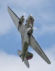 Dakota 6 20120701 (Steve TB) Tags: iwm duxford flyinglegends 2012 canon eos5dmarkii douglas c47 dakota dc3