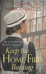 BOOK 36 (Owlet2007) Tags: home fires burning 1915 war britain battles front family friends neighbours 25 book challenge