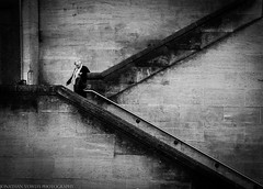 At the point (Jonathan Vowles) Tags: london festival southbank steps stairs