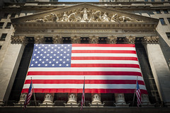 Shutterstock - NYC - History of Finance NYSE (Context Travel) Tags: new york city history finance wall street architecture shutterstock