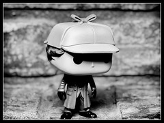 This week, Sherlock (Puffer Photography) Tags: stilllife funko actionfigures television toys funkofantasy studio 2016 pop minifigs sherlock