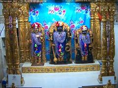 NarNarayan Dev Shayan Darshan on Wed 19 Oct 2016 (bhujmandir) Tags: narnarayan dev nar narayan hari krushna krishna lord maharaj swaminarayan bhagvan bhagwan bhuj mandir temple daily darshan swami shayan