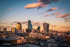 18/31 Cityscape (Alex Chilli) Tags: london tate modern view city skyline sunset uk england goldenhour sky cityscape urban vista switchhouse canon eos 70d