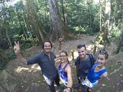 Photo de 14h -  Avec Maxime et Anaïs au parc Cuc Phuong - 29.11.2014