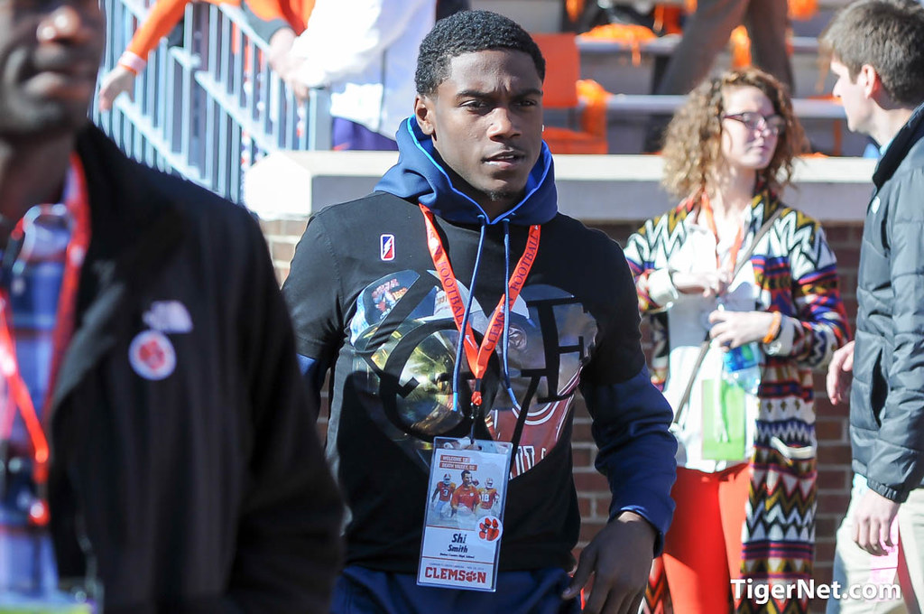 Clemson Photos: Shi  Smith, 2014, Recruiting, Football, South  Carolina