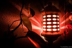 Portuguese lamp (NvanHaaften) Tags: light lamp ceramic ceramiclamp portugueselamp