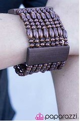 5th Avenue Brown Bracelet K1 P9411-2
