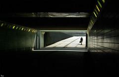 out of tunnel (TeRo.A) Tags: helsinki ruoholahti