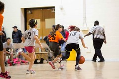 GRPS Girls Basketball Game January 17, 2015 9 (stevendepolo) Tags: girls game basketball youth high union grand rapids grandrapids montessori thirdgrade montessorischool grps unionhigh