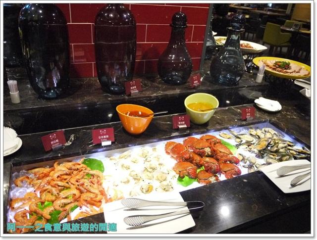 北海岸萬里野柳泊逸渡假酒店buffet吃到飽漁人廚房聚餐image026