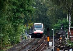 Hamburg, Kellinghusenstrae 28.09.2012 (The STB) Tags: subway metro hamburg ubahn hha undeground hochbahn dt4 hamburgerhochbahn doppeltriebwagen4