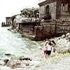 Childhood (moskatomika) Tags: chidhood landscape lake garda lago veneto sirmione