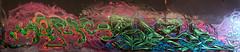 Ments Peal BTK (tombomb20) Tags: street streetart art wall underpass graffiti paint m1 leeds bad spray crew loki wakefield taste lettering graff base meds tla btk krew peal 2015 horbury ments tombomb20 badtastekrew